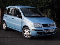 2005 Fiat Panda 1.3 16V MULTIJET DYNAMIC, 5 DOOR, BLUE, DIESEL, MANUAL,