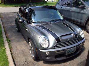 2005 MINI John Cooper Works Hatchback R53