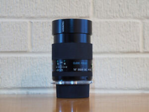 Tamron Adaptall-2 135mm 2.5 close focus lens with OM mount