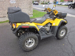 2007 oulander 800 max model 2l7A 1500 km perfect use parts