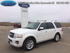 2015 Ford Expedition Limited  Local Trade In!