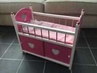 Dolls Cabin Bed