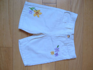 NEW Gymboree summer pants - girl - 4 years