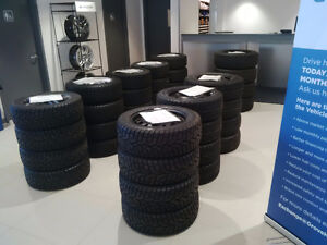 **WINTER TIRE CLEARANCE**