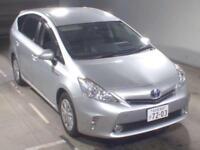 Toyota Prius Plus/Prius Alpha/Prius + Hybrid 1.8 2013 7 SEATER (BIMTA)