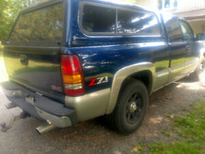 2000 GMC SIERRA Z71 SALE EXT CAB