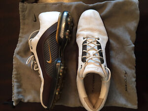 Nike Golf Shoes - Like New - Classic look & fit - size 11.5