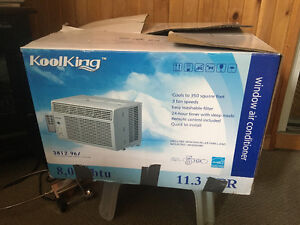 Kool King window air conditioner