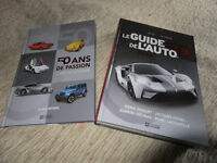 Coffret Guide de l'auto