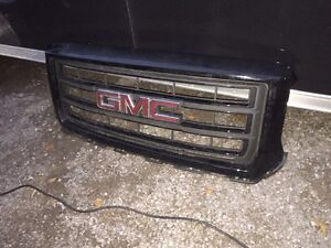 Gmc Grille 2014