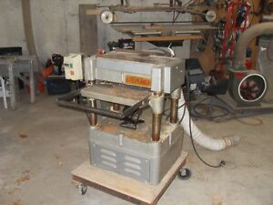 "16"" thickness planer Peterborough Peterborough Area image 1"