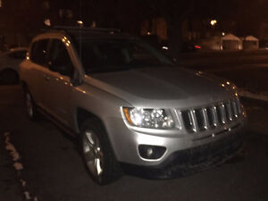 2011 Jeep Compass North Edition VUS 4x4/AWD