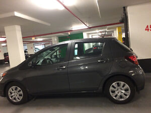 2015 Toyota Yaris LE Hatchback+4winter tires on rims+Extended wa