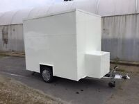 Quality Breaked Box Trailer