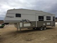 2006 Springdale 5th wheel trailer