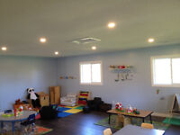 Space Available - Home Child Care