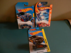Hot Wheels Mitsubishi Lancer Evolution Lot of 3 Variations