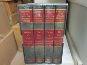 "Churchill's ""History of the English Speaking Peoples"" Boxed Set"