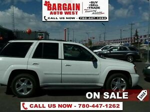 2009 Chevrolet TrailBlazer ltz  - $84.68 B/W