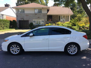 2012 Honda Civic , perfect condition