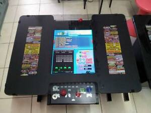"Brand new Arcade Table  60 or 412 GAMES 2-5 Yr warranty 17""-19"" Stafford Heights Brisbane North West Preview"