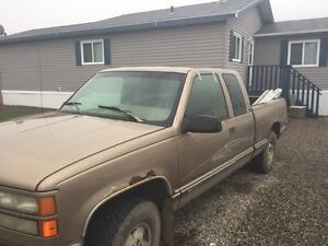 94 gmc 1500 z71 off-road 4x4
