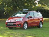 2007 57 CITROEN C4 PICASSO 1.8 GRAND VTR PLUS 16V 5D 124 BHP