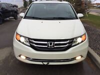 Take over lease for 2015 Honda Odyssey Touring