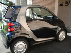 2015 Smart Fortwo SMP Coupe (2 door)