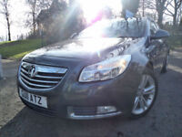Vauxhall/Opel Insignia 2.0CDTi 16v ( 160ps ) ( Nav ) auto 2011MY SRi