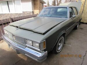 1984 Cutlass Parting out or Whole 305