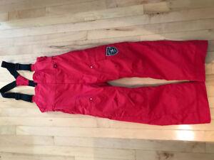 New Obermeyer Boys Snow Pants Size 8