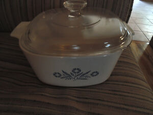 3 Litre Corning Ware Dish with Cover