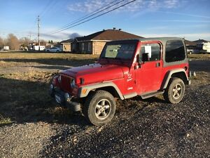 1999 Jeep Wrangler Other