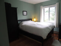 Large 2 bdr Lachine, near Montreal West train station - Sept 1st
