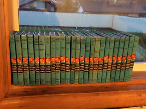 Mint condition Hardy Boys Series Books