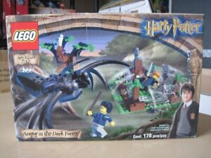 Lego 4727 Harry Potter, Aragog in the Dark Forest, boite scellée