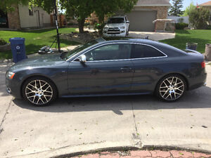 2008 Audi S5 Coupe (2 door)