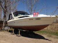 Sea Ray w/ Brand New Engine ready for Summer 2015