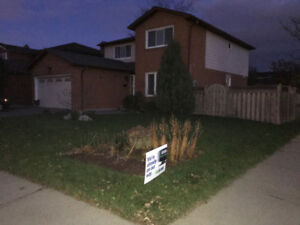 Beautiful, Centrally Located House for Rent in Mississauga (SQ1)