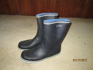 Yachting boots
