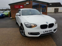 2014 BMW 116 2.0TD Diesel F10 ( s/s ) Sports Hatch AutoMATIC Sport Px Welcome