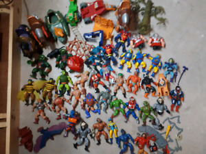 He Man masters of the universe toys