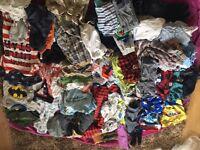 Boy clothes 12-18mths