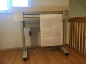HP Plotter Designjet 250C