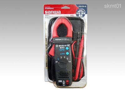 Sanwa Digital Clamp Meter Dcm400ad Optimal Dc Ac Current Dual Use Measurement