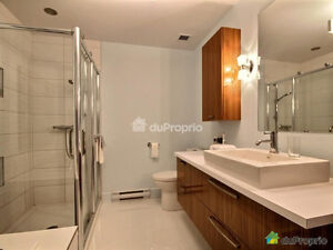 Condo 41/2: 966 pi.c.- 2 Bedrooms- 1 Bathroom Indép. 36''x48''