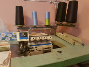 Juki Serger sewing macine