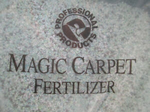 magic carpet fertilizer   ( 25-5-10 ) sale