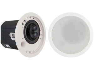 KLIPSCH IC-650-T In-Ceiling Speakers REFURBISHED - NOW 67% OFF!!